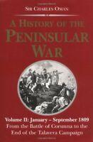A History of the Peninsular War: January-Septem... by Oman, Sir Charles Hardback