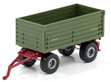 NEW FARMER SIKU 1963 - 2 Axled Tipping Trailer 1:50 Die-cast Model Vehicle