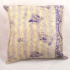 Silk Paisley Square Decorative Cushions