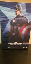 Hot Toys Captain America Winter Soldier: Golden Age Captain America MMS240