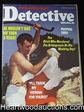 """Detective World"" October 1974"