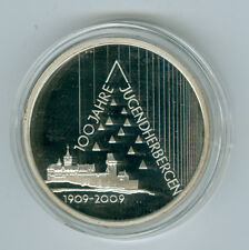 Rfa 10 euro 2009 100 ans jugenherbergen pp