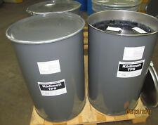 lot of 3 barrels KOMMERLING KODIMELT TPS GLASS INSULATION SEALANT