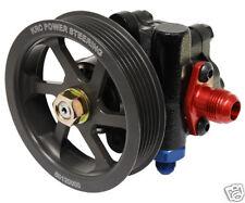 KRC 500200000 Cast Iron Power Steering Pump Serpentine IMCA Dirt