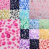 6000 TABLE CONFETTI HEART WEDDING DIAMOND GEMS CRYSTAL SCATTERS PARTY DECORATION