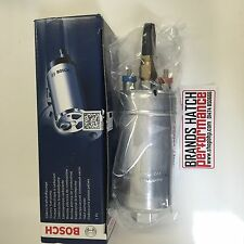 Ford RS Cosworth YB GENUINE BOSCH 0580254044 044 FUEL PUMP 100% NEW AND GENUINE