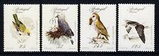 PORTUGAL MADEIRA 1987 The Complete Birds Set SG 230 to SG 233 MNH