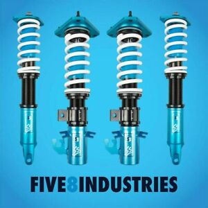 Five8 Industries For 07-12 Altima & 09-19 Maxima Coilovers Height Adjustable