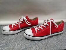 Sneakers Scarpe di Tela da Uomo Champion rosso Scarpe Da Ginnastica Misura  UK 10 EUR 25b8fa4e329