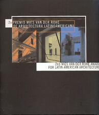 2 Premio Mies van der Rohe de arquitectura latinoameric