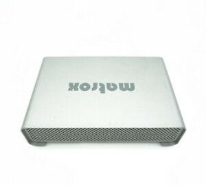 Matrox MX02 Mini Computer Video Audio Interface For Capture & Output