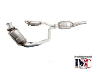 Catalytic Converter and Pipe Assembly Benchmark BEN20940