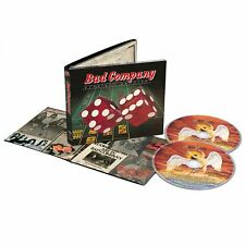 BAD COMPANY STRAIGHT SHOOTER REMASTERED DELUXE 2CD ALBUM SET (2015)