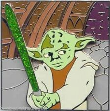 WDW Star Wars Weekends 2004 - Yoda Lightsaber Pin