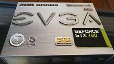 Nvidia EVGA GeForce GTX 780 SC 3 Go GDDR 5 PCI Express 3.0 bundle complet