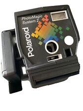 Vintage TESTED Polaroid Photo Magic System 2 Camera Instant Retro Photo Booth!