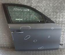 BMW 1 Reihe E87 Tür vorne rechts Quarzblau Quarz Blau Metallic - A18