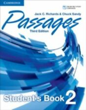 Passages Level 2 Student's Book with Online Workbook (Mixed Media Product)