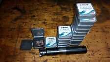 """1"""" i-XMill Steel Indexable insert Straight Neck End Mill ZRS1100 & 17 inserts!"""