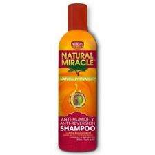African Pride Naturel Miracle Anti Humidité Anti Réversion Shampooing 355ml