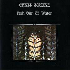 CHRIS SQUIRE FISH OUT OF WATER 2 CD DIGIPAK NEW