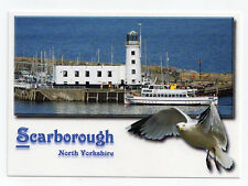 Postcard of The Lighthouse & The Regal Lady, Scarborough, North Yorkshire