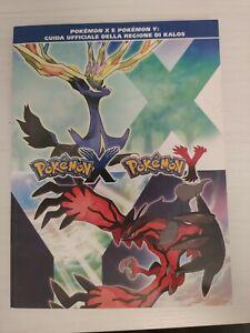 Pokemon X Y Guida Strategica