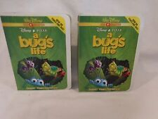 McDonald's Happy Meal Toys Disney 2000 A Bug's Life Two Bug Figurines lot of 2