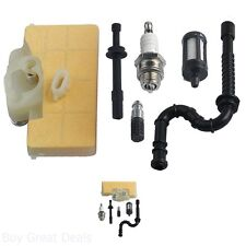Air Filter Oil Line Fuel Spark Plug Chainsaw for STIHL MS390 MS310 MS290  029 03