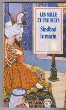 Sindbad le Marin - Les Mille et une Nuits - GF. TB état. 22/01