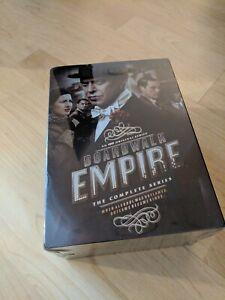 Boardwalk Empire The Complete Series Sealed BRAND NEW Box Set Shipping from CA