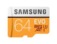 Memoria Flash Samsung Mb-mp64ga EU Microsdxc