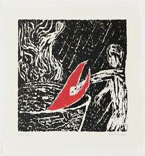 Richard Bosman: Lobster Pot, 1982. Signed, Numbered Fine Art Print