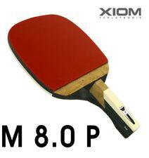 Xiom Champion M8.0P Table Tennis Penholder Ping Pong Racket, Paddle , Bat, Blade