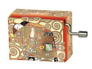 Fridolin Spieluhr Spieldose Drehorgel Für Elise  mit Resonanzboden