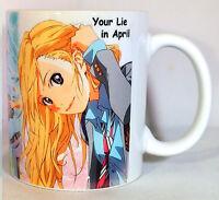 Your Lie In April - Coffee Mug - Cup - Anime - Manga - Shigatsu wa Kimi no Uso