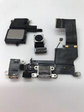 Apple iPhone 5s Parts - Speaker & Charging Port & Back Camera - Read