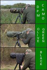 IMPERMEABILE Fotocamera / obiettivo cover per Canon 500 mm F4 MKII & Carry Pouch e, 3 colori