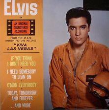 PRESLEY, Elvis - Viva Las Vegas - Vinyl (180 gram audiophile vinyl LP)