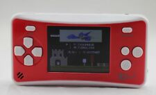 """8-Bit Retro 2.5"""" COLOR LCD 150+ Video Games Portable Handheld Console (Red)"""