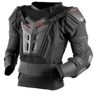 EVS Comp Black Ballistic Jersey Protector Suit New RRP £134.99!!