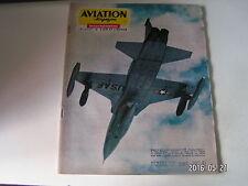 **e Aviation International Magazine n°430 Northtrop F-5 / La propulsion - 2
