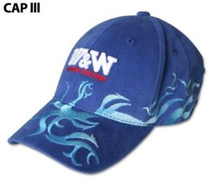 W&W Pet - Cap III - blauw / blue