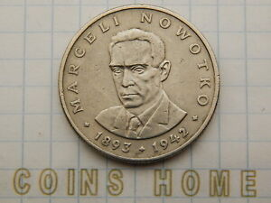 Coins Home Circulated 1976 POLAND 20 Zloty Lot#XER21 Uncertified Ungraded