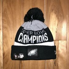 NEW ERA Philadelphia Eagles Super Bowl LII Champions Parade Knit Hat 5d8fdc52d