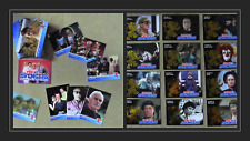 The New Avengers Trading Cards Base Set & Rare Gold Embossed 12 Card Chase Set