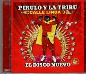 Pirulo y la Tribu - Calle Linda 3 - El Nuevo Disco - 2cds  New 2021