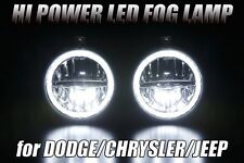 Chrysler Aspen Dodge Durango / Jeep Commander  10W High Power LED Fog Lamp Light