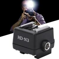 HD-N3 Camera Flash Hot Shoe Converter Mount Adapter for Sony A55 Video Camcorder