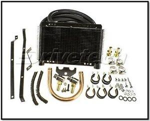 DRIVETECH 4X4 AUTO TRANS OIL COOLER KIT FITS FORD RANGER PX 3.2L 9/11-5/15